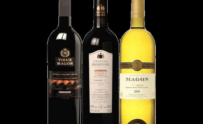 Anterra - Vin från Tunisien