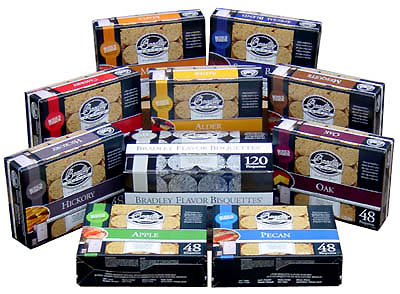 Bradley Smoker rökbriketter