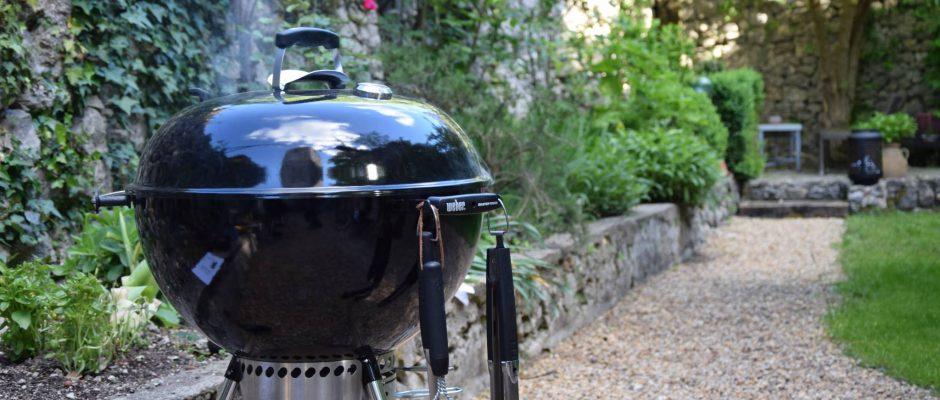 Weber grillarna levererades till Sauve i Södra Frankrike del 1 (2)